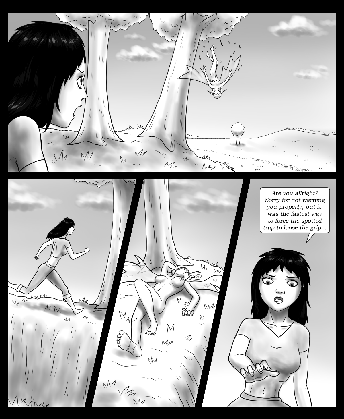 Page 24 - The fall of the victim