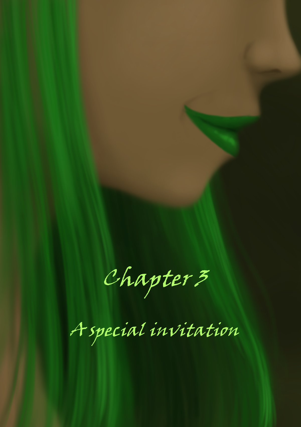 Chapter 3 - A special invitation
