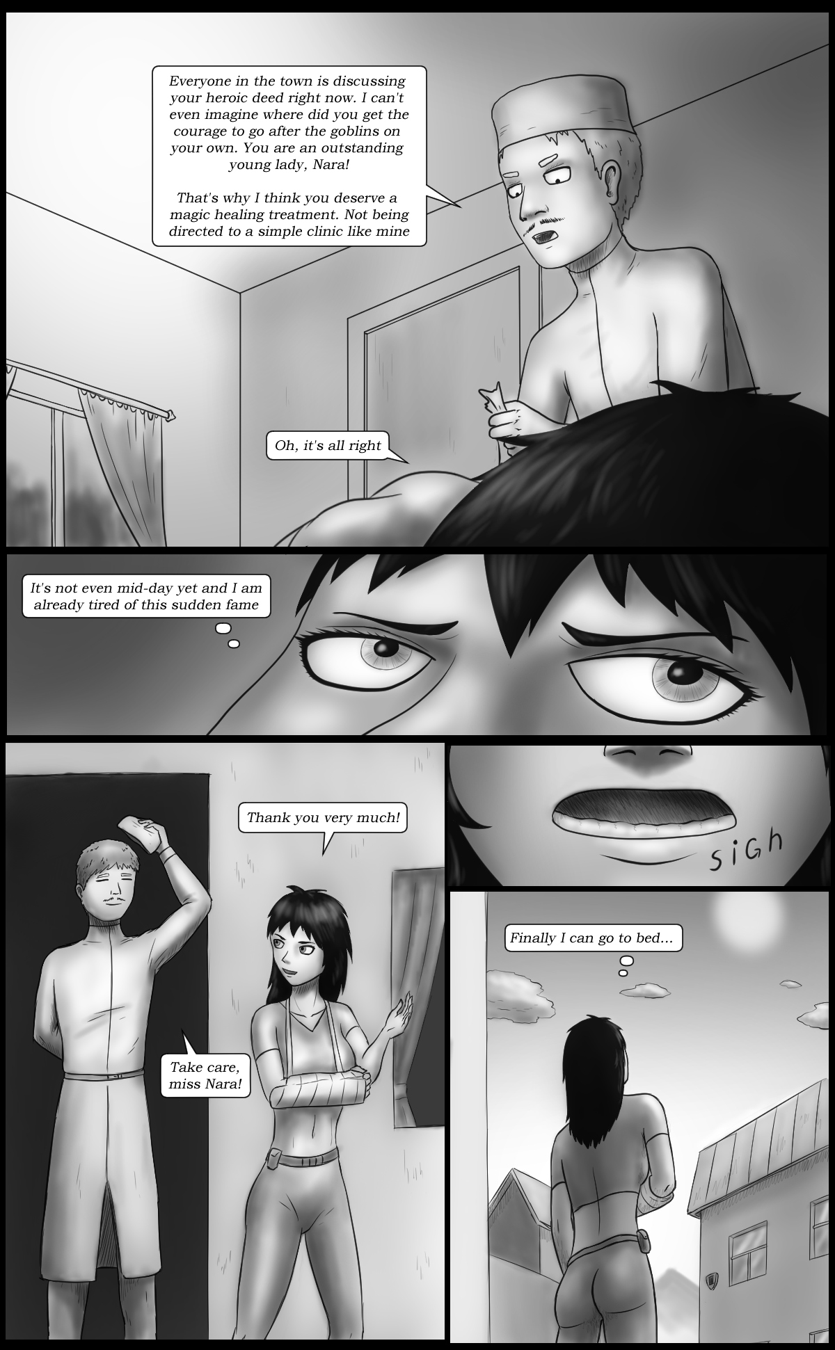 Page 4 - Tired of fame