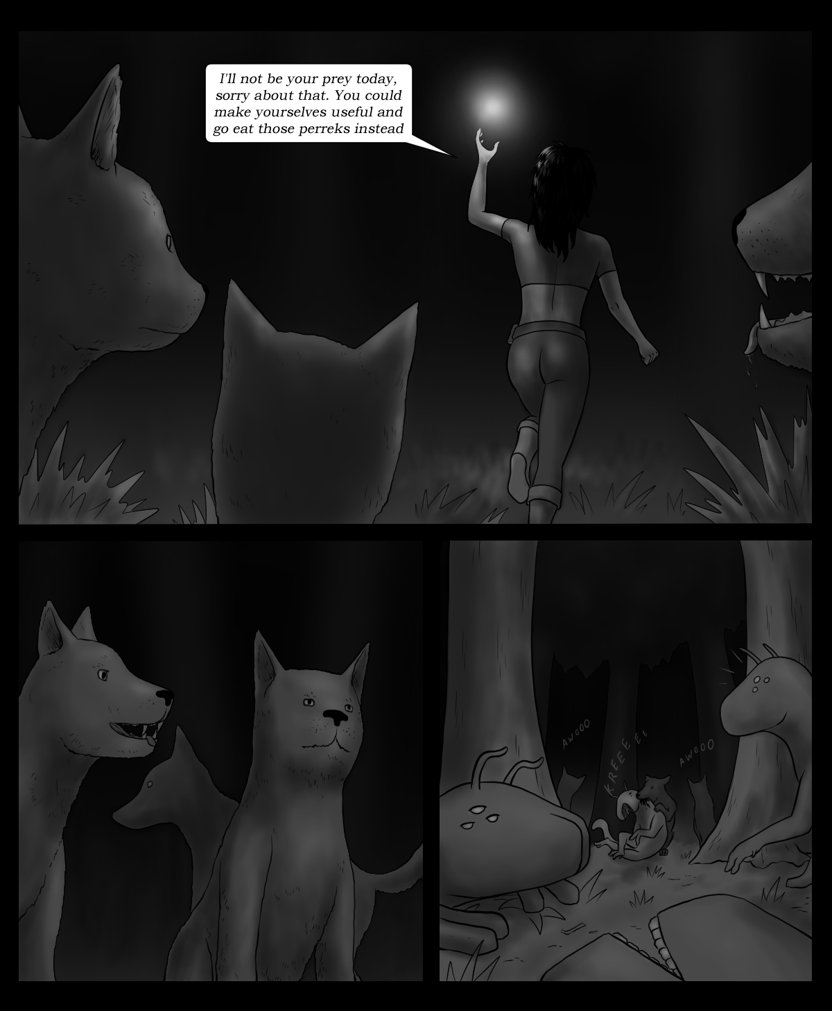 Page 49 - An advice from a prey