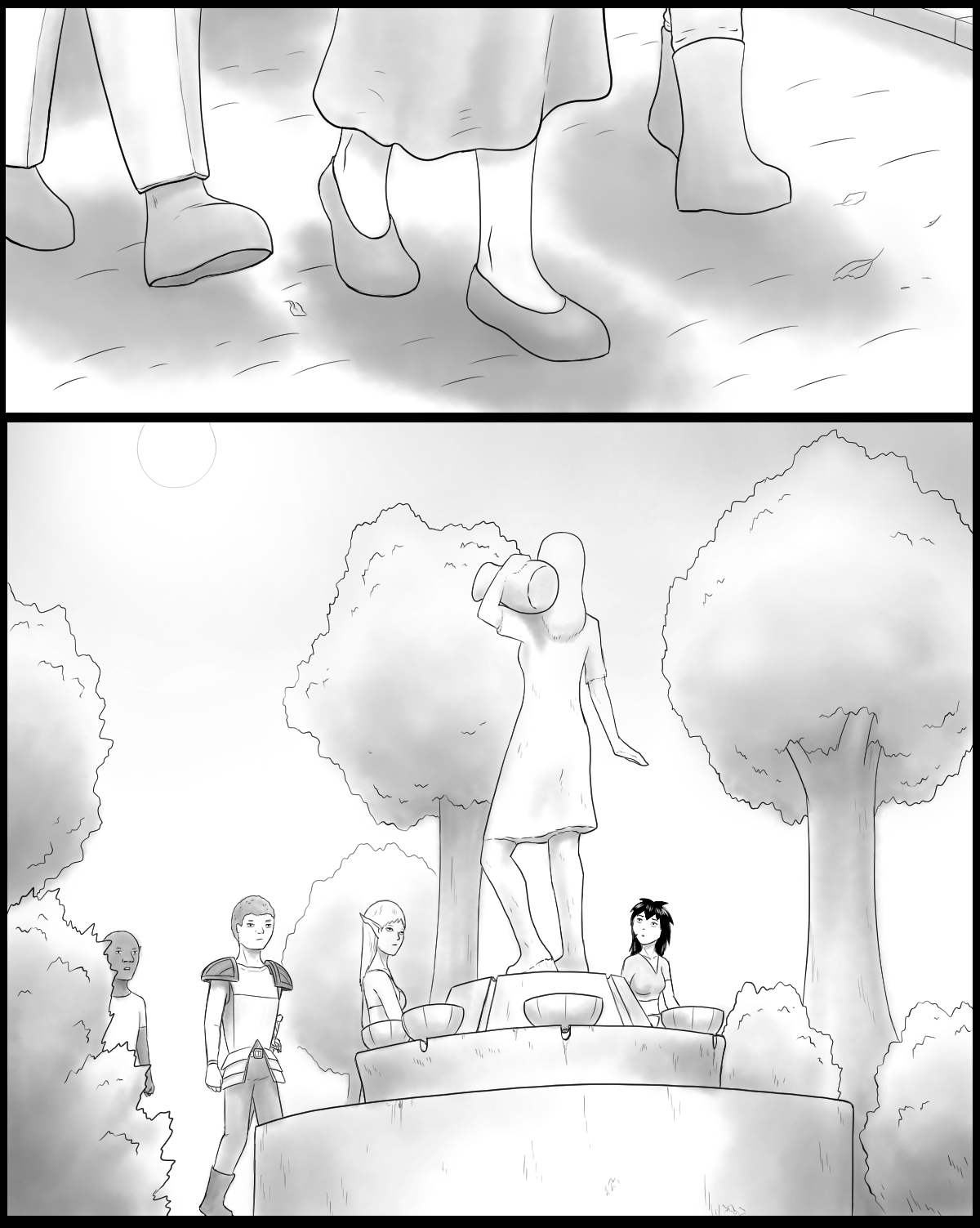 Page 75 - The fountain