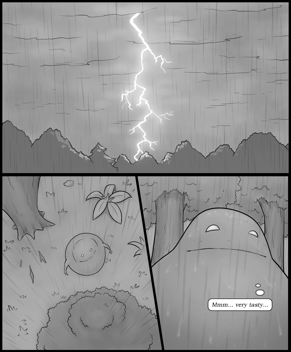 Page 26 - A meal during a storm