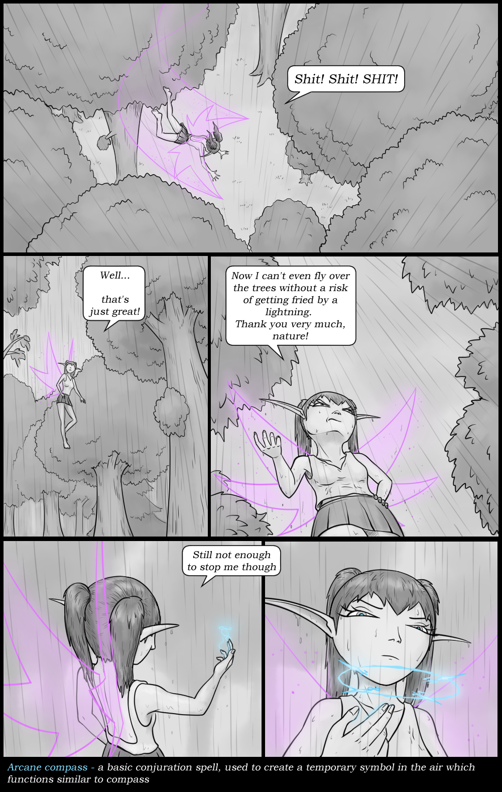 Page 32 - Finding the way (Part 1)
