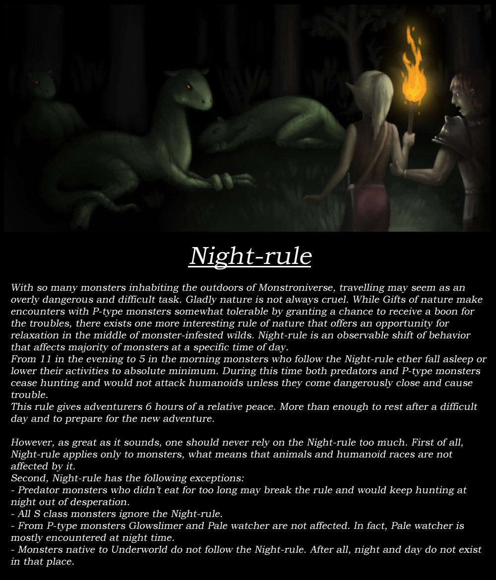 Lore - Night-rule