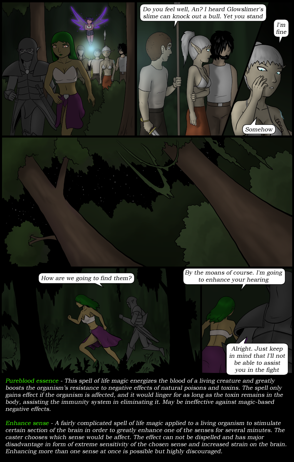 Page 30 - The search begins