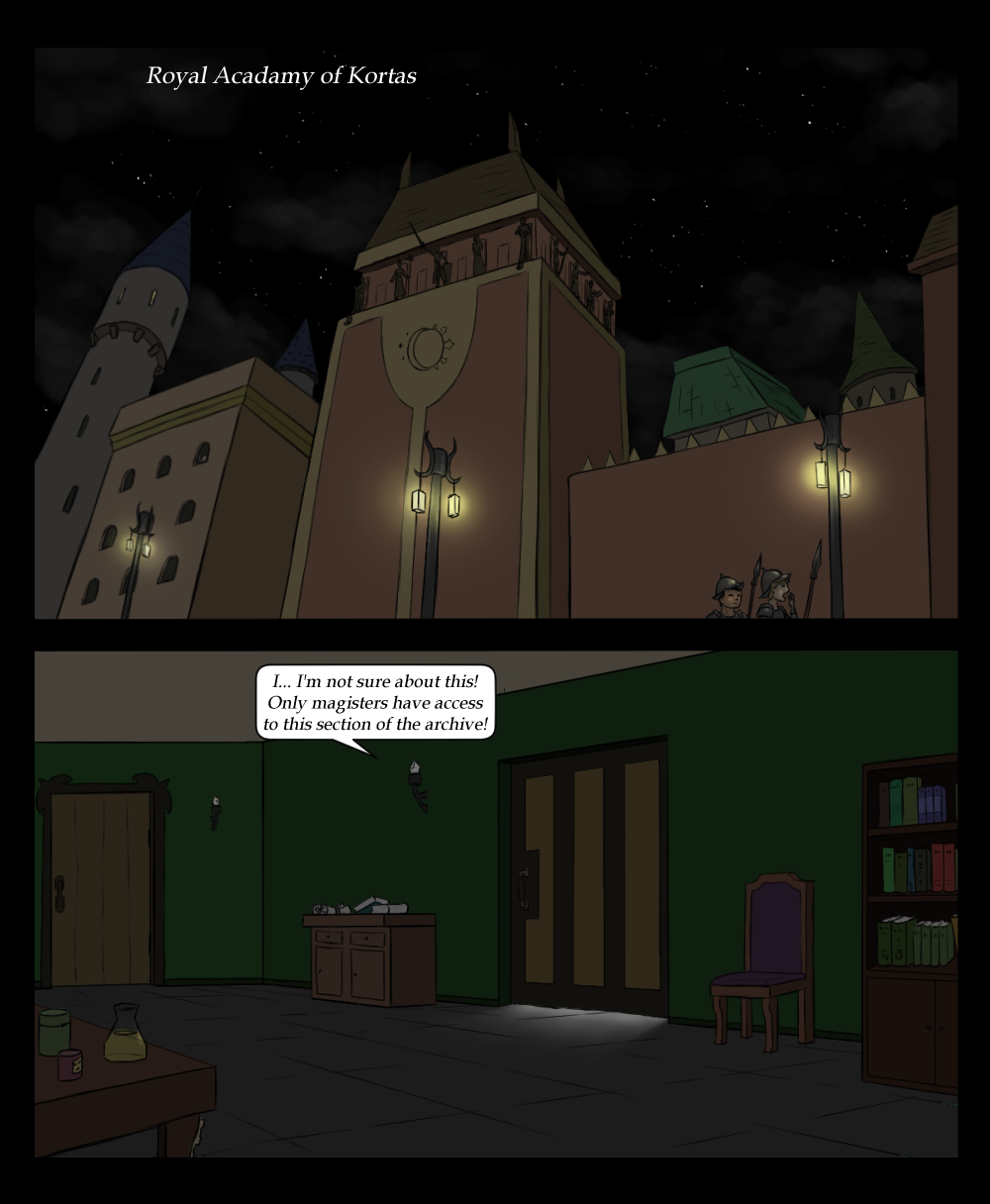 Page 1 - Once upon a time