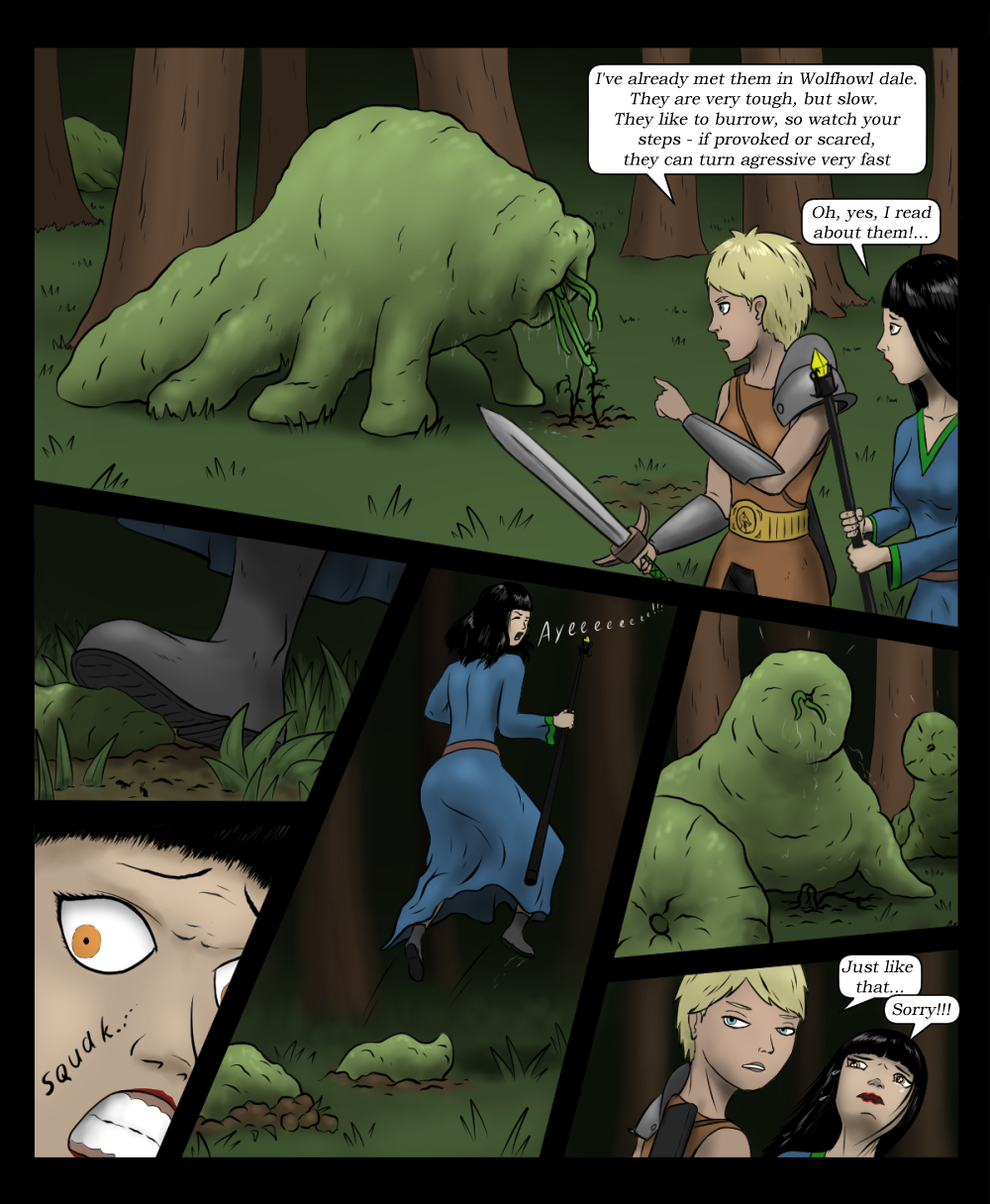 Page 38 - Easily spookable giants