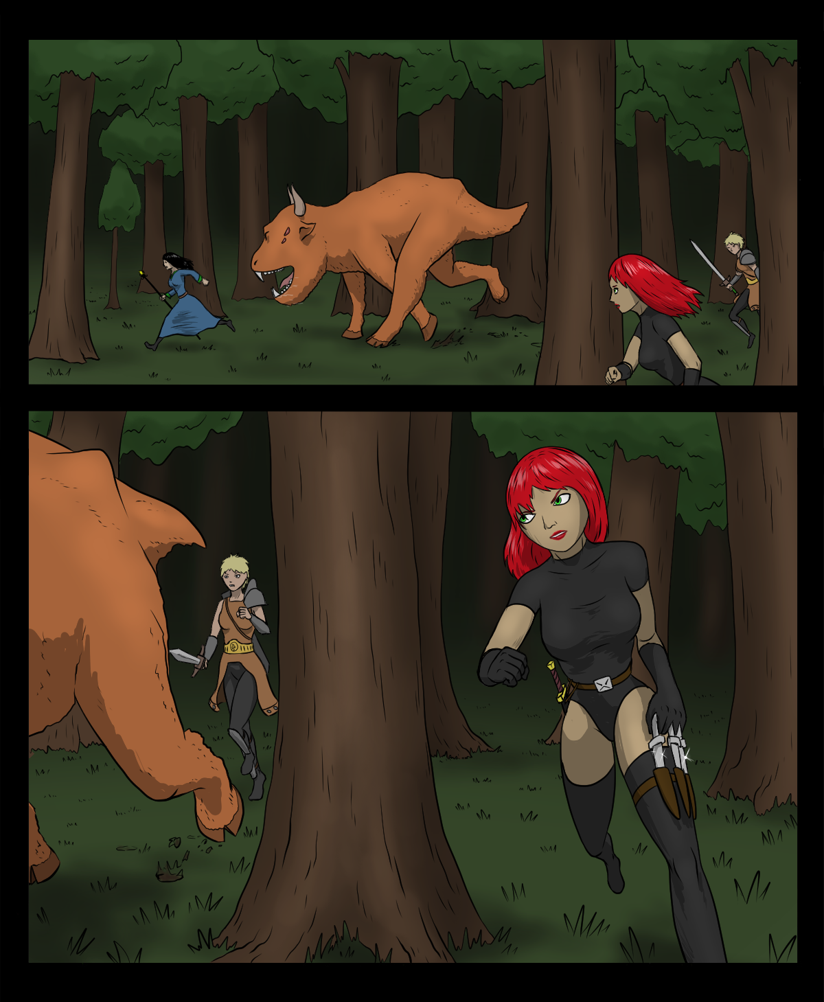 Page 60 - Ellie to the rescue