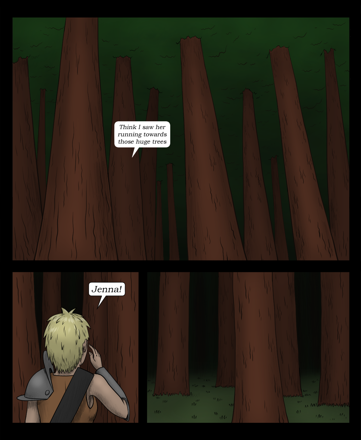 Page 68 - The search begins