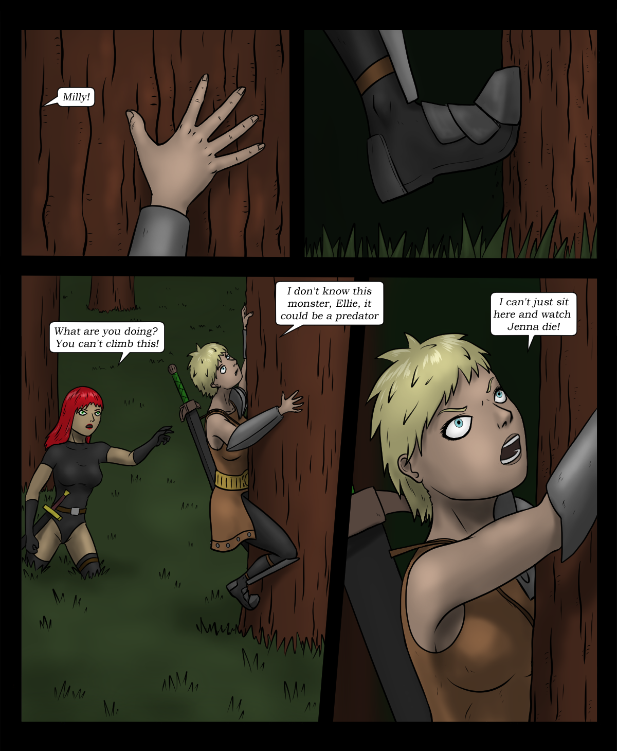 Page 74 - Doing something