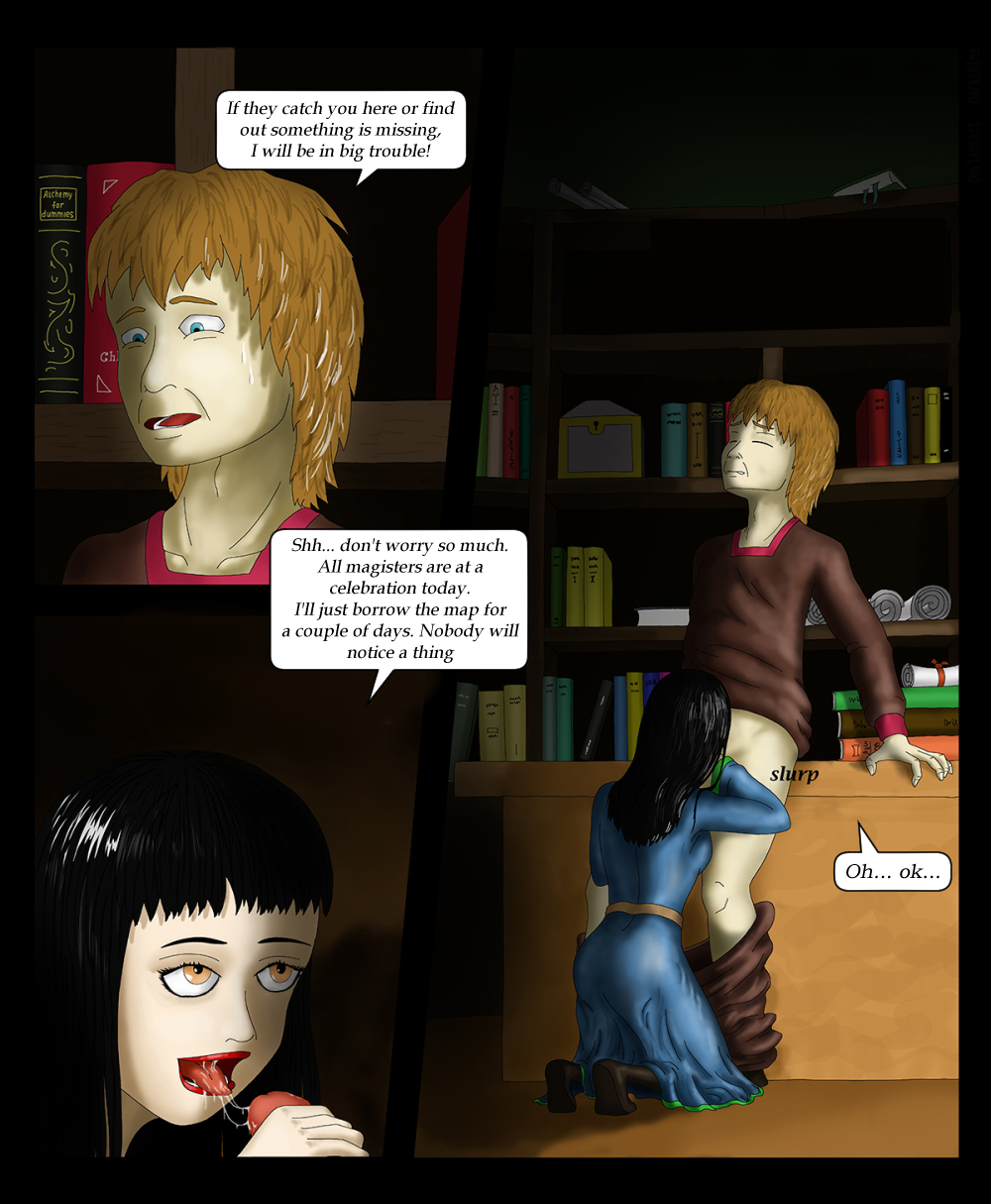 Page 2 - Gullible archivist