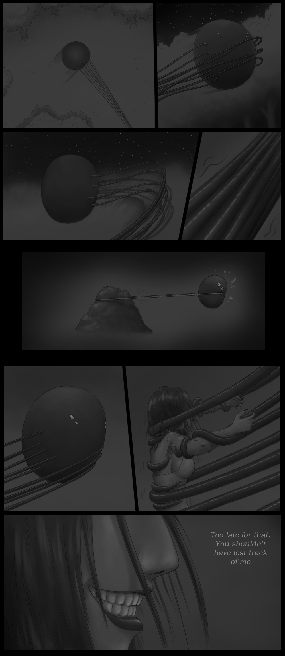 Page 74 - Battle against Glowslimer (Part 21)