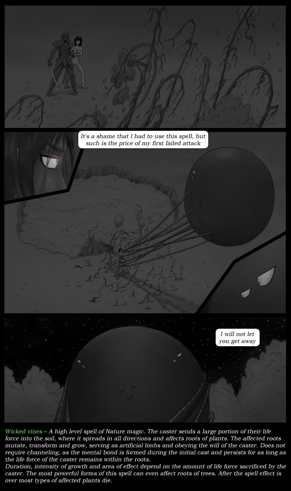 Page 76 - Battle against Glowslimer (Part 23)