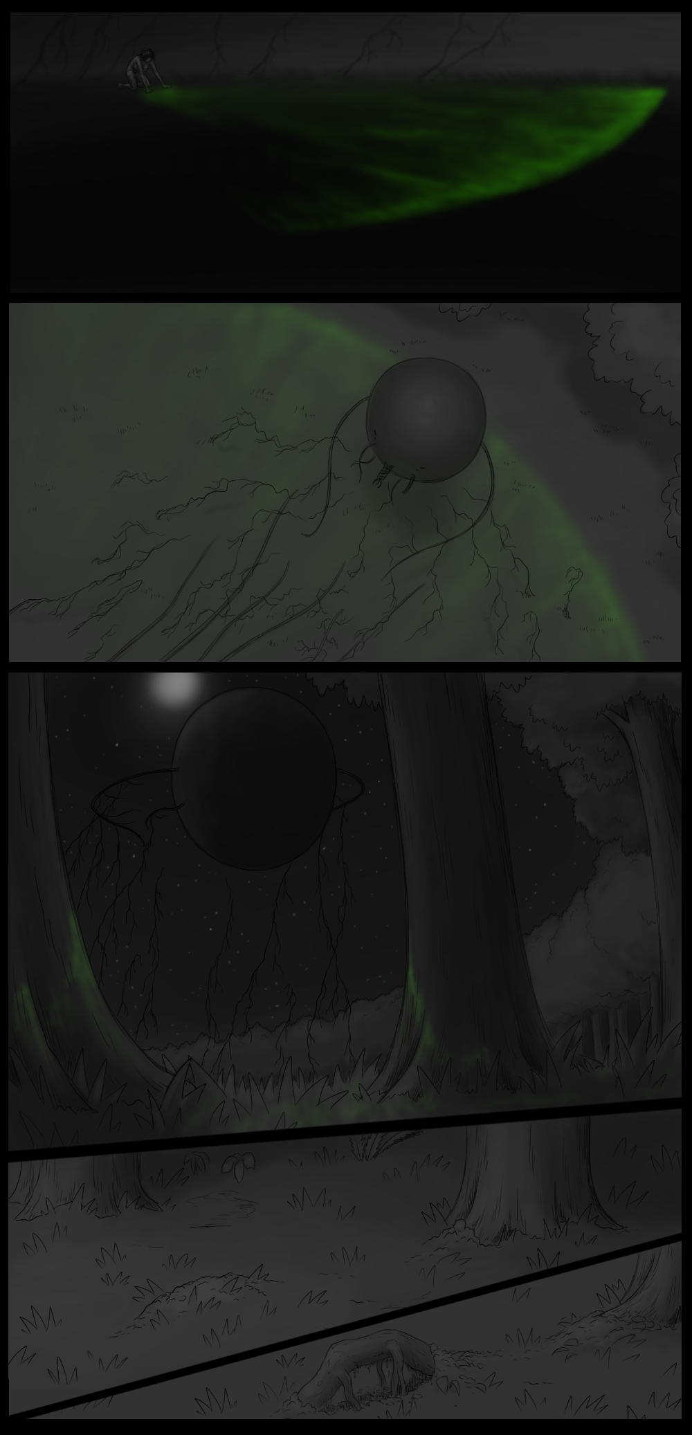 Page 82 - Battle against Glowslimer (Part 29)