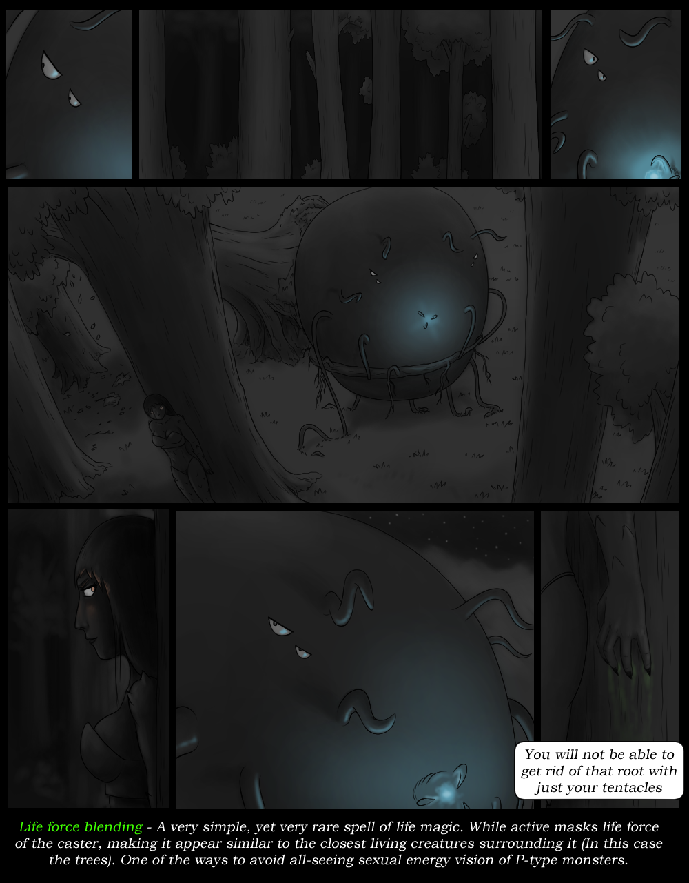 Page 91 - Battle against Glowslimer (Part 38)