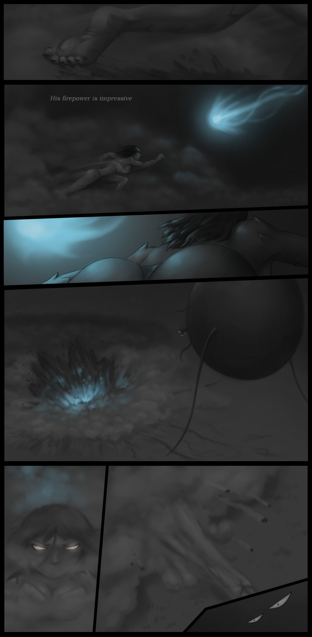 Page 87 - Battle against Glowslimer (Part 34)